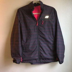 New Balance Zip Up Windbreaker